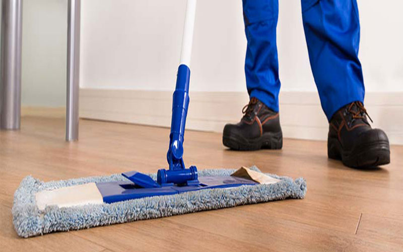 Interior & Floor Cleaning